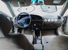 Automatic Gold Daewoo 1999 for sale