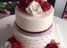 ارقى واحلا كيكات الزواج والخطوبة واعياد الزواج