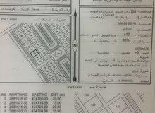 ارض تجاريه في صحار (العوينات تجاري)موقعا جدا ممتاز