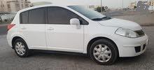 للبيع تيدا أبيض موديل 2012