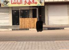 جنبر للايجار على الشارع العام امام كوفي ايجار شهري 200