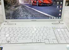 للبيع لاب توب TOSHIBA i5