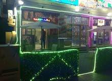 مقهى عباره عن محلين للبيع