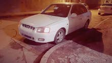 Hyundai Verna car for sale 2002 in Tripoli city
