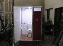 portable toilets for rent Dubai