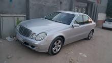 Mercedes Benz E 320 for sale in Tripoli