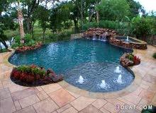 انشاء وصيانة حمامات السباحة على اعلى مستوى وباقل سعر تكلفه