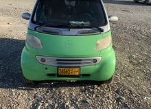 Green Mercedes Benz Smart 2001 for sale