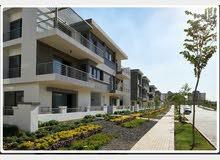 شقة بحديقة خاصة بمساحة 218 متر للبيع بكمبوند تاج سيتى بالتقسيط على 10 سنوات بدون فوائد