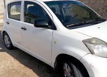 Automatic White Daihatsu 2012 for sale