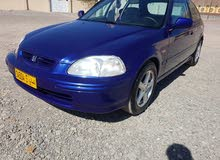 Blue Honda Civic 1997 for sale