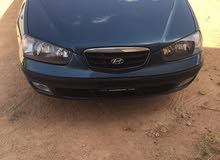 Automatic Blue Hyundai 2004 for sale