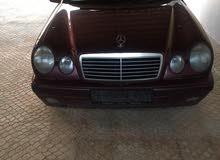 مرسيدس عوينات E240 موديل 1999