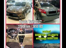 Toyota Yaris 2017 (1.5 L) for sale