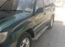 Toyota Land Cruiser 1998 For sale - Green color