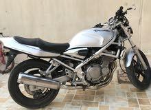 Suzuki motorbike for sale made in 2013