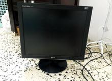 كمبيوتر + شاشة