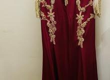 فستان سهره بحاله جيده للبيع