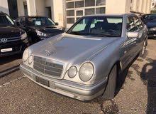 مرسيدس E240 2002