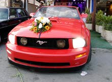 Red Ford Mustang 2009 for rent