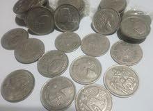 95   قطعة عملات معدنية تذكارية مناسبات مختلفة بسعر 115جنيها فقط