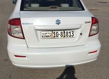 White Suzuki SX4 2011 for sale