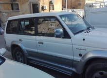 سيارة جيب ميتسوبيشي باجيرو