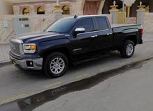GMC Sierra 2015 For sale - Black color