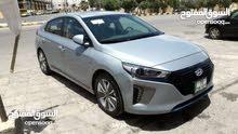 Hyundai Ioniq 2018 For Rent - Grey color
