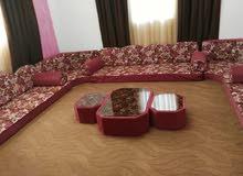 قعدة عربية مع موكيت. للبيع