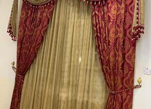 Curtains for sale in Used condition