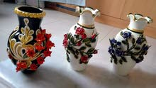 Hand made flower pots