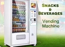 ابحث عن آلات البيع المخصصة ، مشروب الوجبات الخفيفة ، آلة بيع المشروبات ، ثلاجة