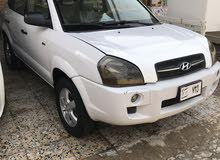 Automatic White Hyundai 2006 for sale