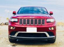50,000 - 59,999 km Jeep Grand Cherokee 2015 for sale