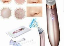 جهاز شفط دهون الوجه والانف والرؤوس السودة وشد البشرة