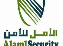 وظيفه شاغره صنعاء بتاريخ 19/3/2017 م يعلن الامل للامن والخدمات العامه والتوظيف