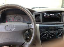 Manual Blue Toyota 2005 for sale