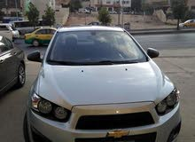Chevrolet Sonic car for sale 2012 in Amman city