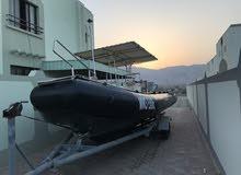 heavy-duty boat for sale للبيع او البدل بسيارة