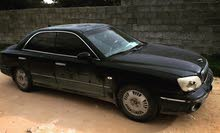 هونداي جرانديور 2003  Hyundai Grandeur XG (South Korea)