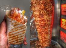 تجهيز ألذ سيخ شورماا للمطاعم والمقاهي بأيدي شيف عربي