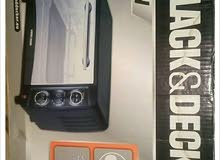 Electric Oven - Black and decker
