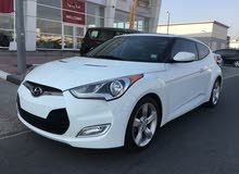 Used Hyundai Veloster for sale in Sharjah