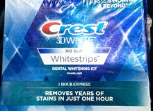 Crest 1 hour express tooth whitening Kit