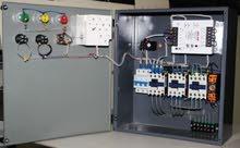 فني كهرباء تحكم