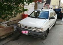 Gasoline Fuel/Power   SAIPA 131 2012
