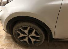 Gasoline Fuel/Power   Kia Sportage 2018