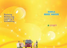 manila house movers Bahrain