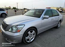 Used condition Lexus LS 2004 with 1 - 9,999 km mileage